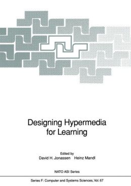 Designing Hypermedia for Learning
