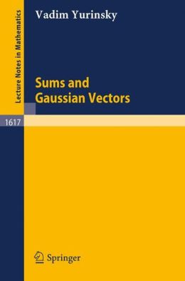 Sums and Gaussian Vectors