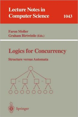 Logics for Concurrency: Structure versus Automata