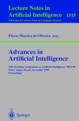 Advances in Artificial Intelligence: 14th Brazilian Symposium on Artificial Intelligence, SBIA'98 Porto Alegre, Brazil, November 4-6, 1998, Proceedings