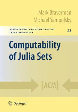 Computability of Julia Sets