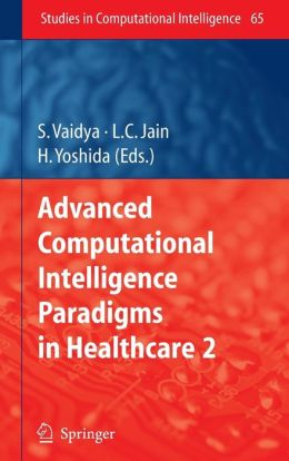 Advanced Computational Intelligence Paradigms in Healthcare - 2