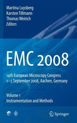 EMC 2008: Vol 1: Instrumentation and Methods
