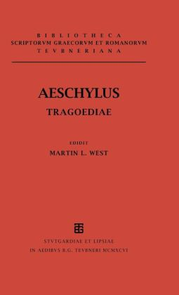 Tragoediae Cum Incerti Poetae Prometheo