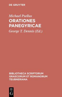 Orationes Panegyricae