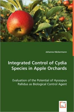 Integrated Control of Cydia Species In Apple Orchards - Evaluation of The Potential of Hyssopus Pallidus As Biological Control Agent