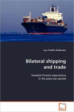 Bilateral shipping and trade
