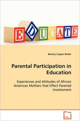 Parental Participation In Education