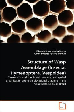 Structure Of Wasp Assemblage (Insecta