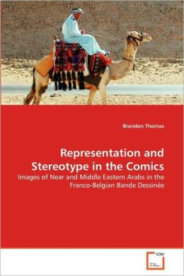 Representation and Stereotype in the Comics