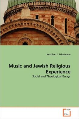 Music And Jewish Religious Experience