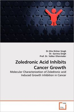 Zoledronic Acid Inhibits Cancer Growth
