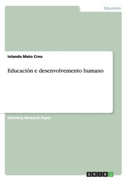 Educacion E Desenvolvemento Humano