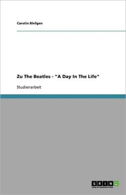 Zu The Beatles -