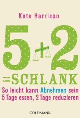 5+2= schlank: So leicht kann Abnehmen sein: 5 Tage essen, 2 Tage reduzieren