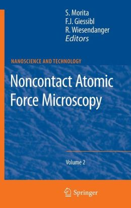 Noncontact Atomic Force Microscopy: Volume 2