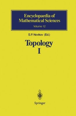 Topology I: General Survey