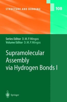 Supramolecular Assembly via Hydrogen Bonds I