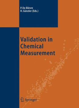 Validation in Chemical Measurement