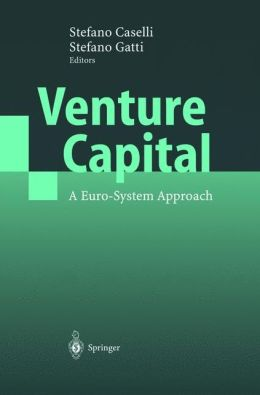 Venture Capital: A Euro-System Approach