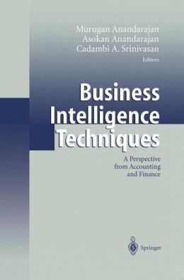 Business Intelligence Techniques: A Perspective from Accounting and Finance