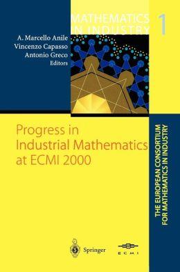 Progress in Industrial Mathematics at ECMI 2000