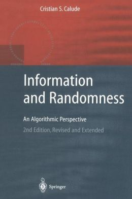 Information and Randomness: An Algorithmic Perspective