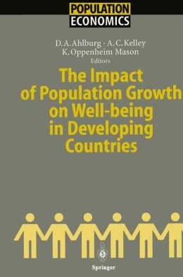 The Impact of Population Growth on Well-being in Developing Countries