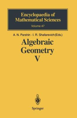 Algebraic Geometry V: Fano Varieties