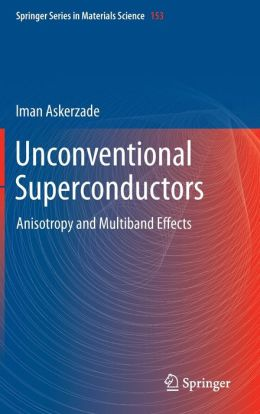 Unconventional Superconductors: Anisotropy and Multiband Effects