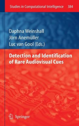 Detection and Identification of Rare Audio-visual Cues