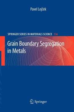 Grain Boundary Segregation in Metals