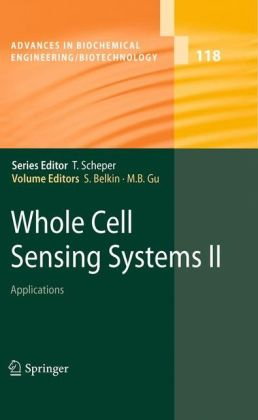 Whole Cell Sensing System II: Applications