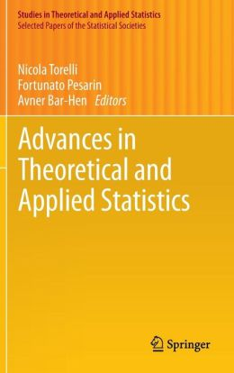 Advances in Theoretical and Applied Statistics