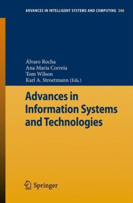 Advances in Information Systems and Technologies