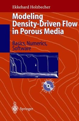 Modeling Density-Driven Flow in Porous Media: Principles, Numerics, Software