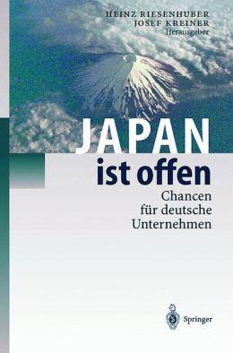 Japan ist offen: Chancen für deutsche Unternehmen