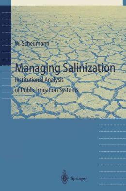 Managing Salinization: Institutional Analysis of Public Irrigation Systems