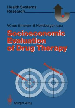 Socioeconomic Evaluation of Drug Therapy