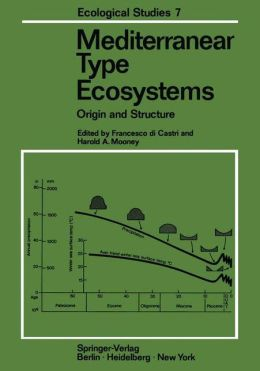 Mediterranean Type Ecosystems: Origin and Structure