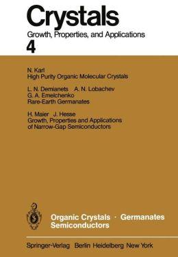 Organic Crystals Germanates Semiconductors