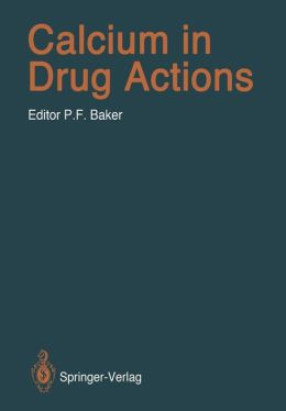 Calcium in Drug Actions