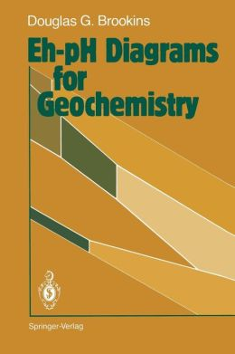 Eh-pH Diagrams for Geochemistry