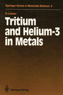 Tritium and Helium-3 in Metals