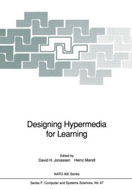 Designing Hypermedia for Learning