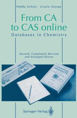 From CA to CAS online: Databases in Chemistry