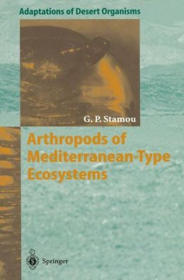 Arthropods of Mediterranean-Type Ecosystems