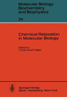 Chemical Relaxation in Molecular Biology