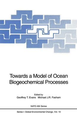 Towards a Model of Ocean Biogeochemical Processes