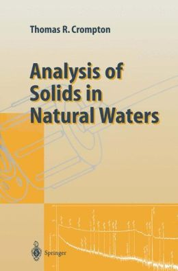 Analysis of Solids in Natural Waters